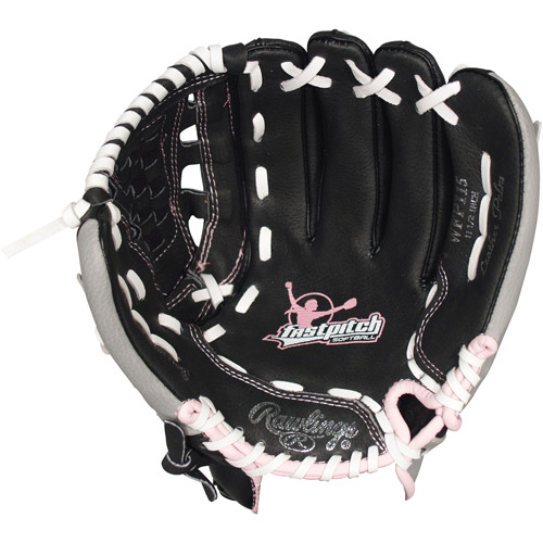 "Rawlings 11.5"" Playmaker Series Fastpitch Softball Glove, Right Hand Throw"