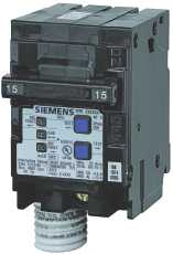 Siemens Q215Afc Combination Type Afci, 15 Amp, 2 Pole, 120 Volt by Siemens