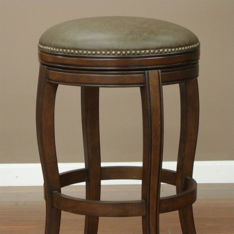 American Heritage Wilmington Bar Stool In Cherry 26 25 Inch
