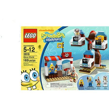 LEGO SpongeBob SquarePants Glove World ()