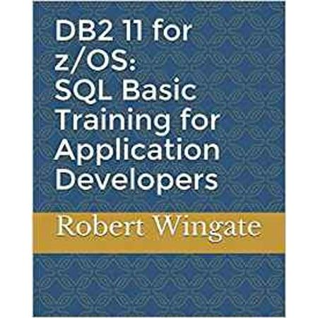 DB2 11 for z/OS: SQL Basic Training for Application Developers - (Sql Developer The Network Adapter Could Not Establish)