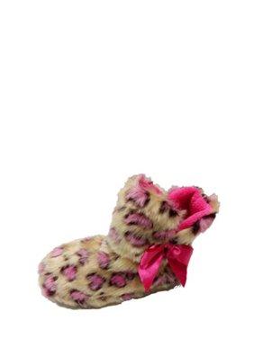 Toddler Girls' Leopard Slipper