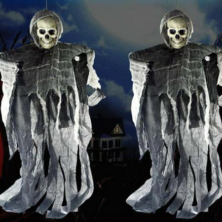 Boyijia Halloween Decor Haunted House Hanging Horror Props Home Door Bar Club Halloween Decorations - image 3 of 7