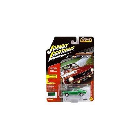 1969 Chevrolet Camaro SS Rallye Green Poly 50th Anniversary Ltd Ed to 2920pc