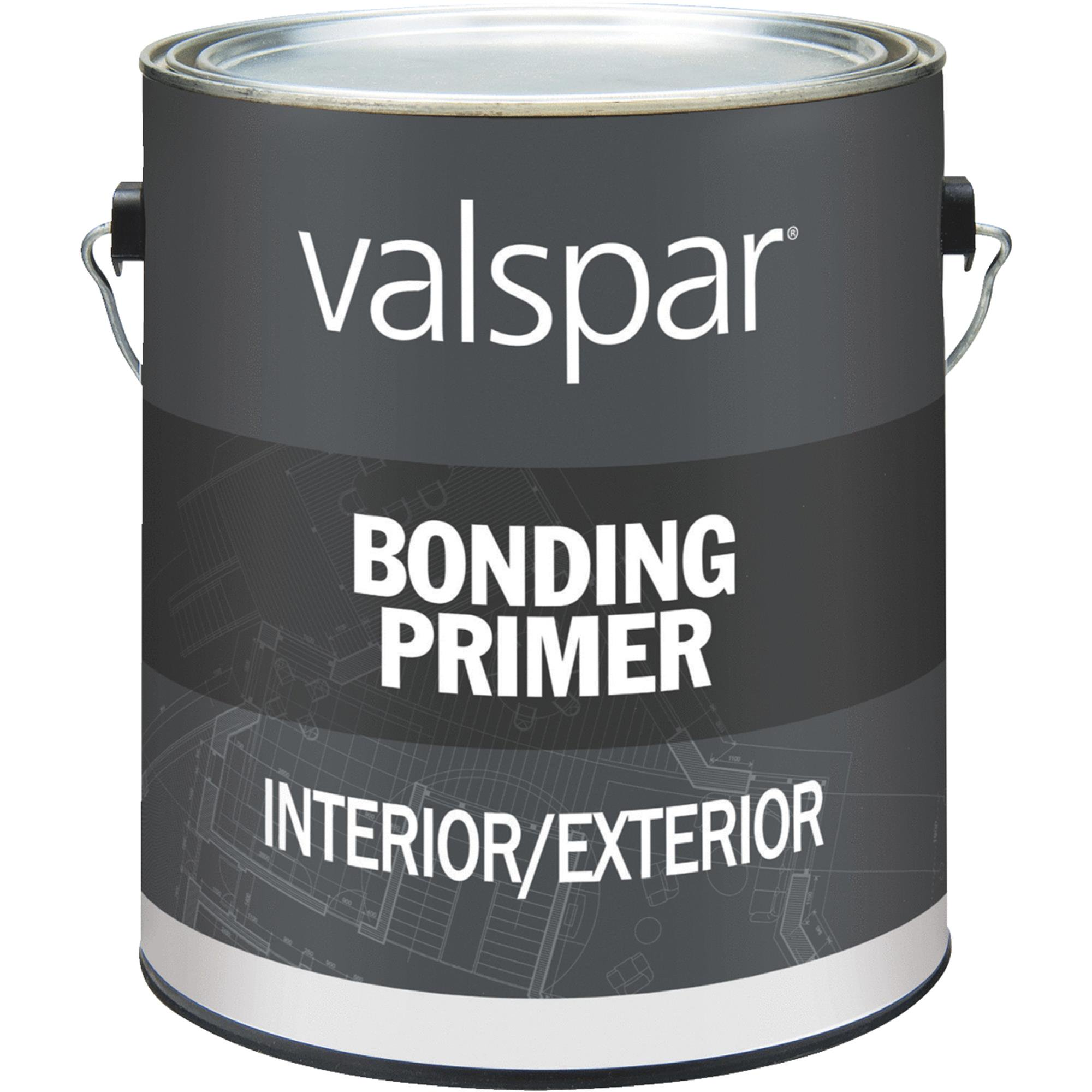 Valspar Interior/Exterior Stain Blocking Bonding Primer