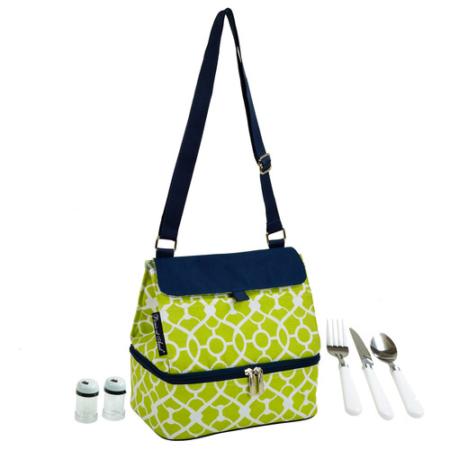Picnic At Ascot Insulated Lunch Bag
