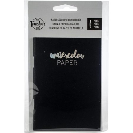 PTJ Watercolor Paper Notebook (Watercolor Paper Notebook)