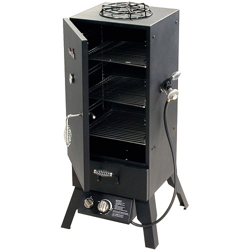 Char-Broil 578-sq in Vertical Gas Smoker
