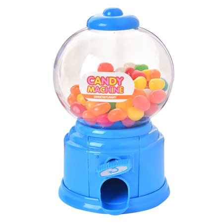 snorda Mini Cute Twists Candy Machine Dispenser Coin Saving Bank Money Storag