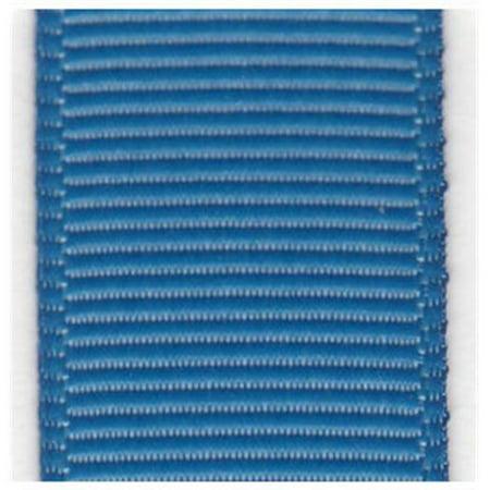 Papilion R074200090339100Y .38 in. Grosgrain Ribbon 100 Yards - Cadet Blue - image 1 of 1