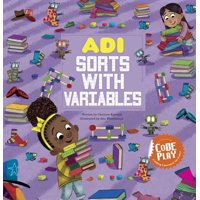 Code Play: Adi Sorts with Variables (Paperback)