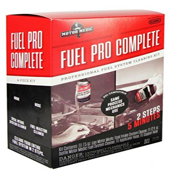 Motor Medic Fsc6 Fuel Pro Complete Kit