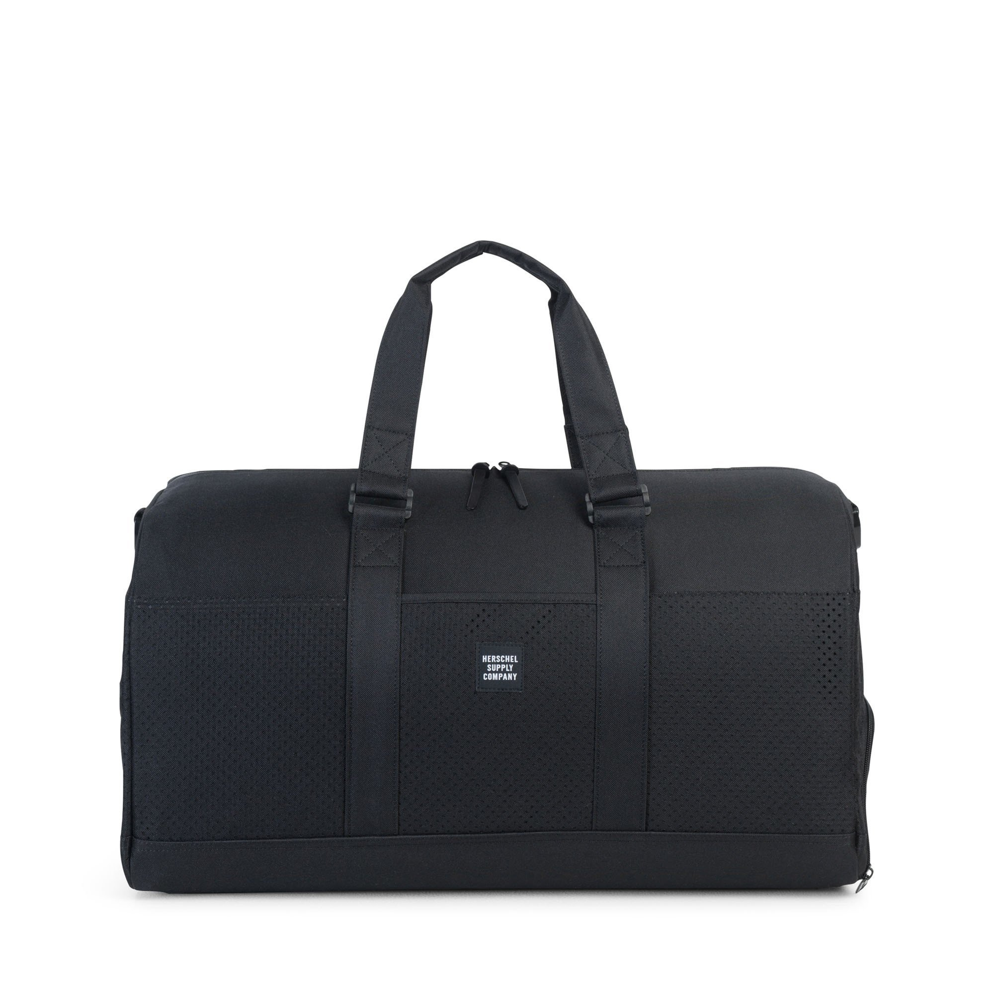 b322ca2338 Herschel Novel Duffle Bag Black Black Perf One Size - Walmart.com
