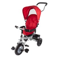 4-in-1 Tricycle Stroller – Multistage Convertible Trike by Lil' Rider