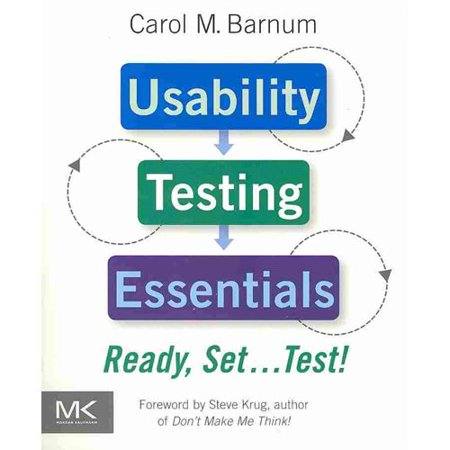 Usability Testing Essentials: Ready, Set. Test!