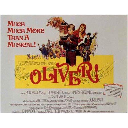 Oliver POSTER Movie Mini Promo