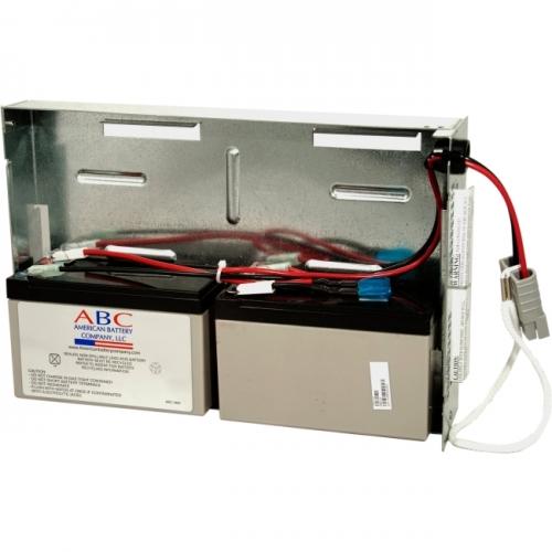 Remplacement Abc Battery Cartridge # 22 - plomb sans entretien acide rempla?ables ? chaud - image 1 de 1