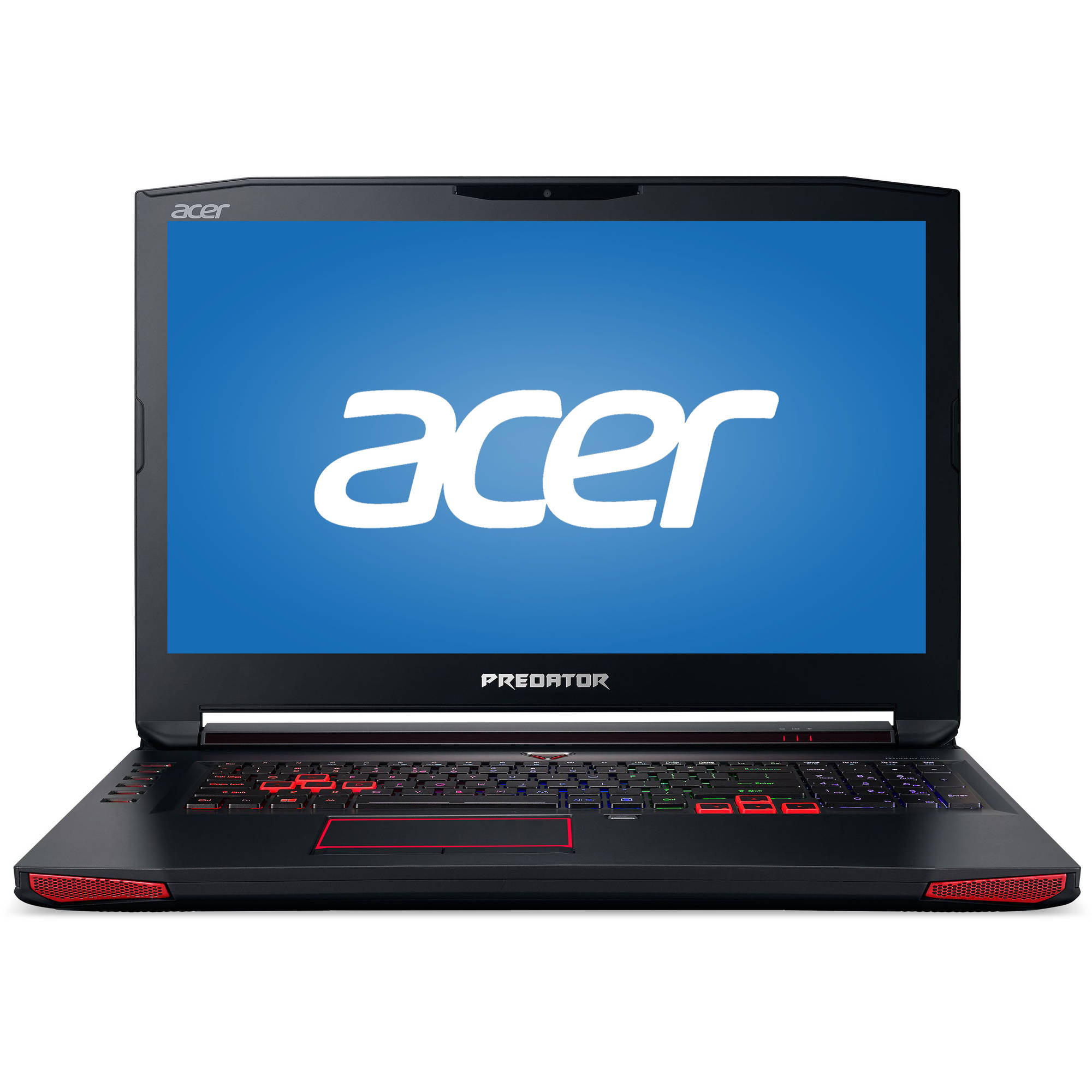 "Acer G9-593-77WF 15.6"" Predator Gaming Laptop, Windows 10, Intel Core i7-6700HQ, 16GB RAM, 256GB Solid State Drive by Acer"