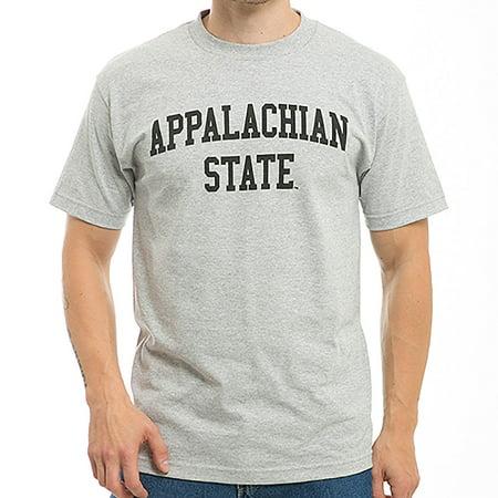Appalachian State Shirts (Appalachian State Mountaineers Game Day T-Shirt (Gray) )