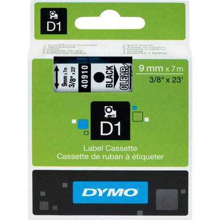 Dymo, DYM40910, D1 Electronic Tape Cartridge, 1 / Each,