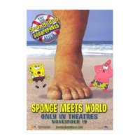 Posterazzi MOV274688 Spongebob Squarepants Movie Poster - 11 x 17 in.