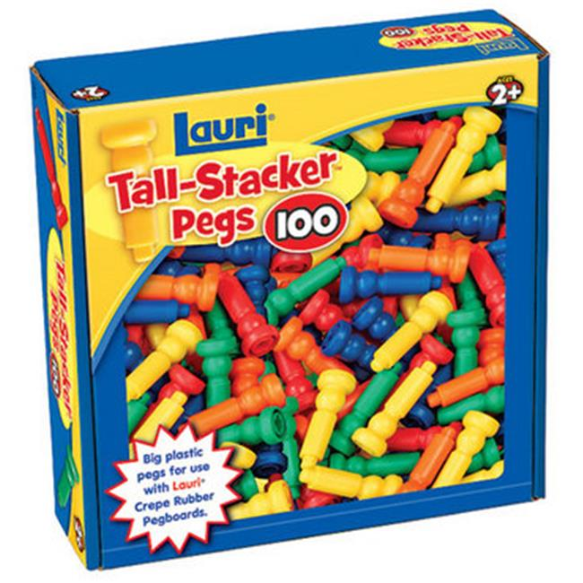 Patch Products 2439 Tall-Stacker Pegs - 100 Pack