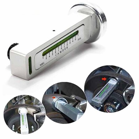 Car Alignment Magnetic Level Gauge Camber Setting Aid Tool Positioning Tool - image 4 de 6