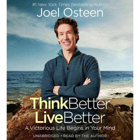 Think Better  Live Better  A Victorious Life Begins In Your Mind