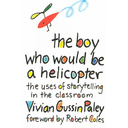 The Boy Who Would Be a Helicopter