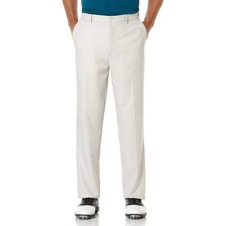 Ben Hogan Men's Golf Performance Flat Front Expandable Waistband Pant