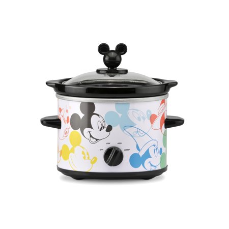 Disney Mickey Mouse 90th Anniversary 2-Quart Slow