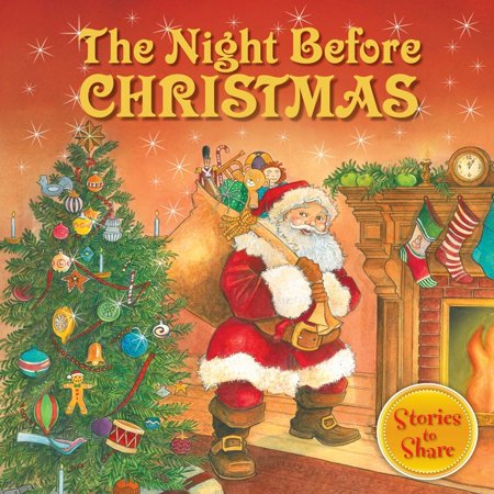 The Night Before Christmas - eBook ()