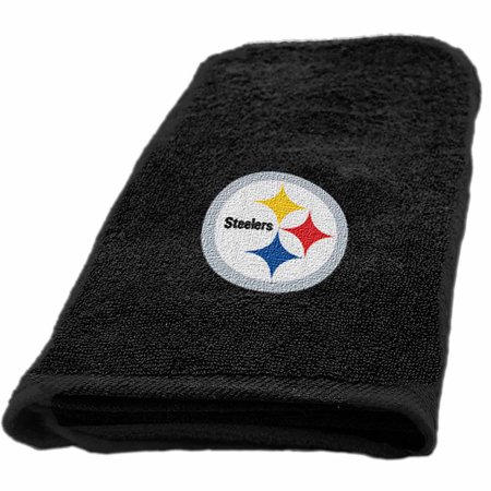 NFL Pittsburgh Steelers Hand Towel, 1 Each - Nfl Team Bowling Towel