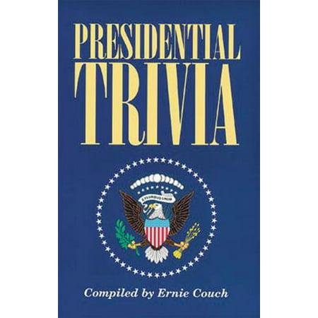 Presidential Trivia](Halloween History Trivia)