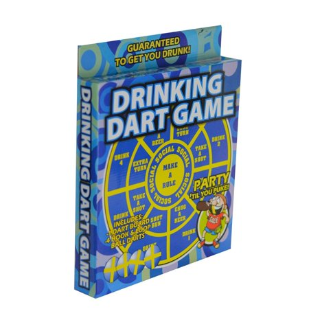 Take a Shot Drinking Dart Game](Halloween Beer Drinking Games)