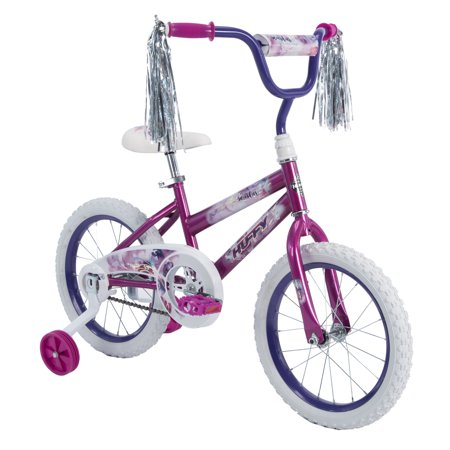 Huffy 16u0022 Sea Star Girls Bike, Metallic Purple