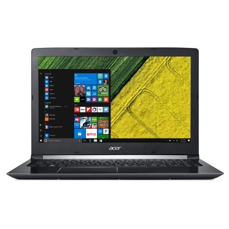"Acer Aspire 5, 15.6"" Full HD Notebook, 8th Gen Intel Core i5-8250U, Intel UHD Graphics, 20GB Total Memory (4GB + 16GB Intel Optane), 1TB HDD, A515-51-58HD"