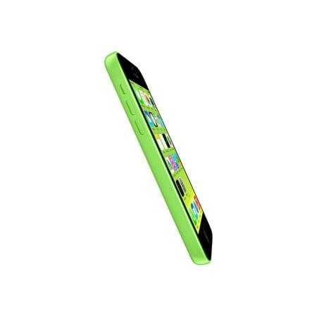 Refurbished Apple iPhone 5c 16GB, Green - Unlocked -