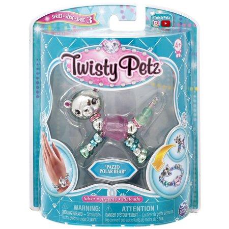 Twisty Petz Series 3 Pazzo Polar Bear Bracelet