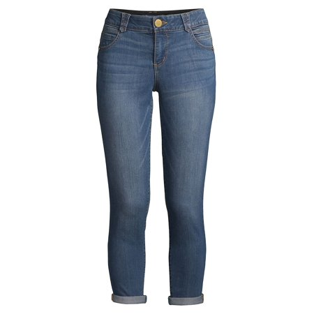 Absolut Cropped Skinny Jeans (Calvin Klein Power Stretch Skinny Crop Jeans)