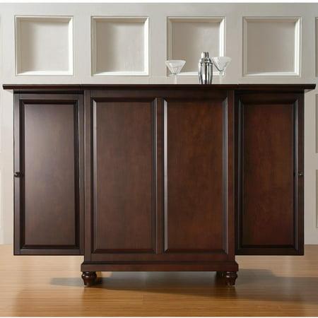 expandable furniture. beautiful expandable crosley furniture cambridge expandable bar cabinet with