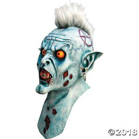 Varcolak Bloody Vampire Alien Zombie Horror Latex Adult Halloween Costume Mask - Vampire Masks Halloween