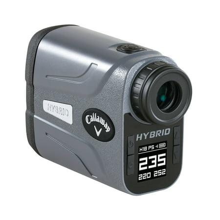 Callaway Hybrid Laser-GPS Rangefinder (Callaway Golf Diablo Octane Rangefinder By Nikon)