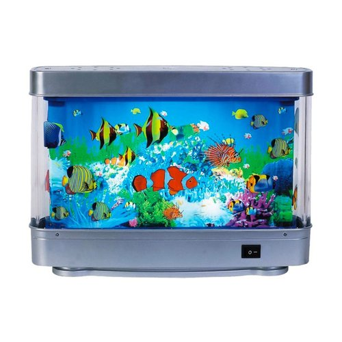 aquarium lamp fish   walmart