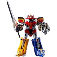 Mighty Morphin Power Rangers Soul of Chogokin GX-72 Megazord Action Figure [Color Version]