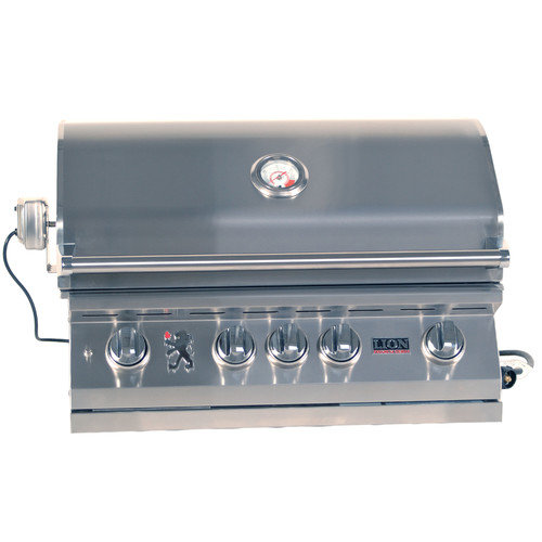 Lion Premium Grills Built in BBQ Grill