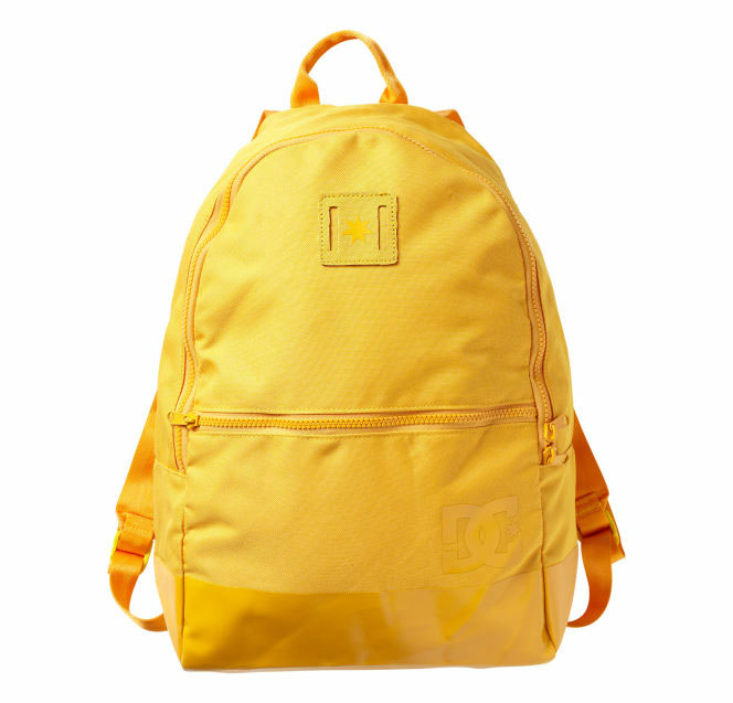 DC SHOES Skateboard Backpack KNACKPACK GOLD by