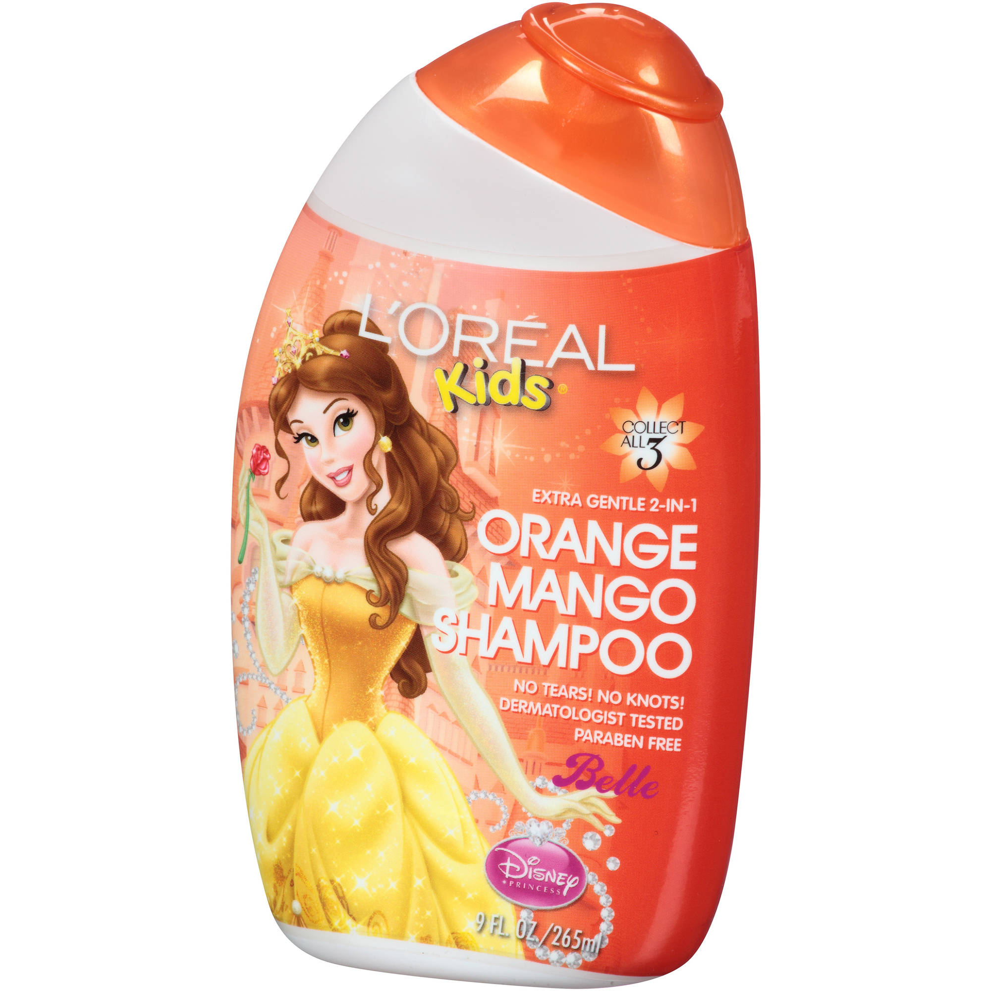 Loreal No More Tears Bath Time Fun W L Oreal Kids Toy Story 3 2 In 1 Shampoo Sunny Orange 265ml Paris Disney Princess Belle Extra Gentle