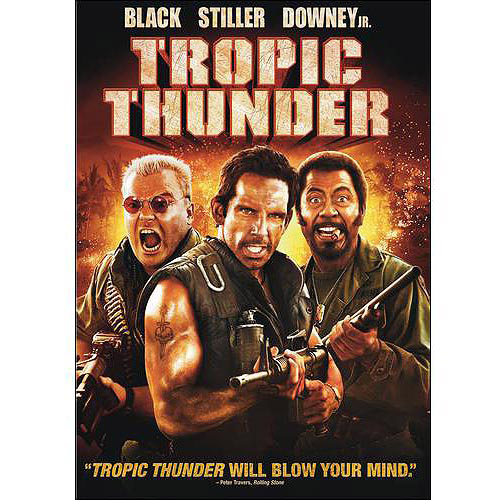 TROPIC THUNDER [DVD] [SENSORMATIC PACKAGING]