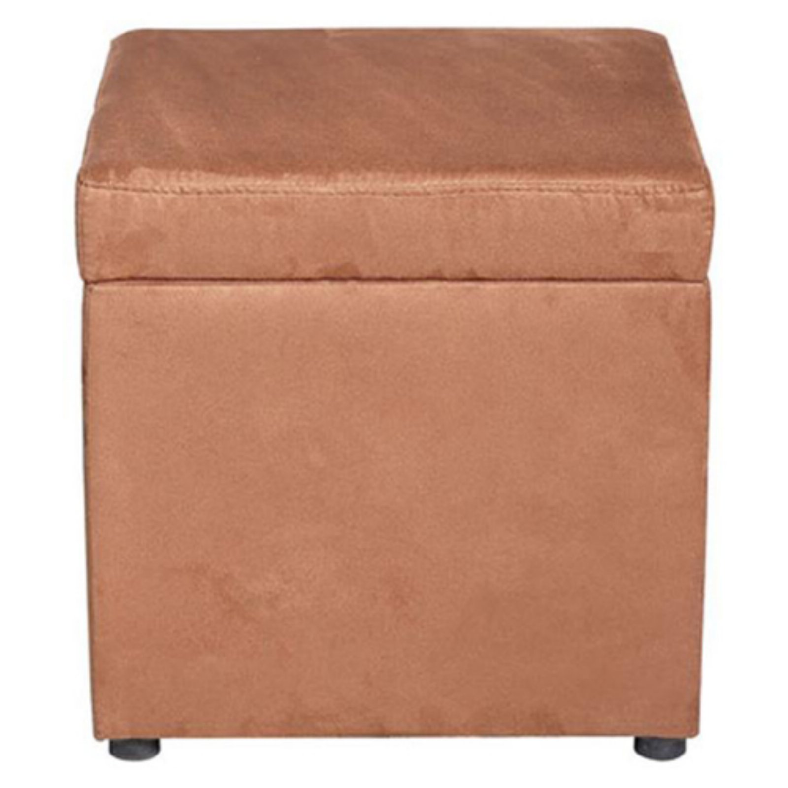 Peachy Homcom Microfiber Foot Stool Storage Ottoman Short Links Chair Design For Home Short Linksinfo